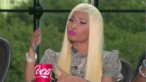 Nicki Minaj Talks Idol - American Idol