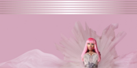 Pink Friday photo shoot