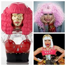 Minajesty comparison