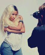 Elle photo shoot (2013)
