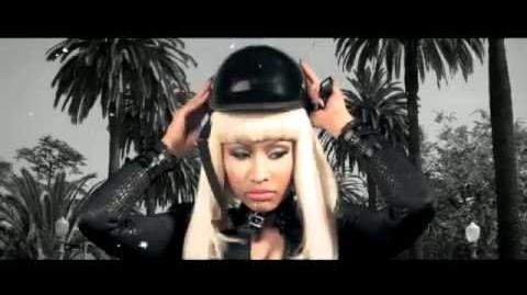 Nicki Minaj 2010 VMA Commercial, Appearing Live at MTV Music Awards