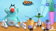 Oggy-coachroaches