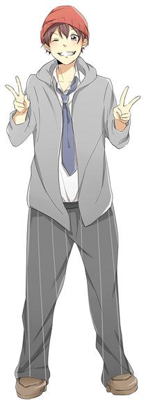 FM-kun by Benichan