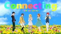 Connecting Various colors