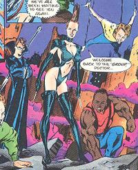 Dream warriors comic