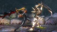 Ryu vs Berserker