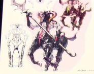 NG2 Art Enemy Centaur 2
