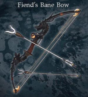 NG2S Equipment Ryu Ranged FiendsBaneBow 1b