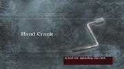 NG1 Item Crank