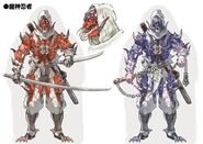 NG2 Art Enemy Ninja Corrupted