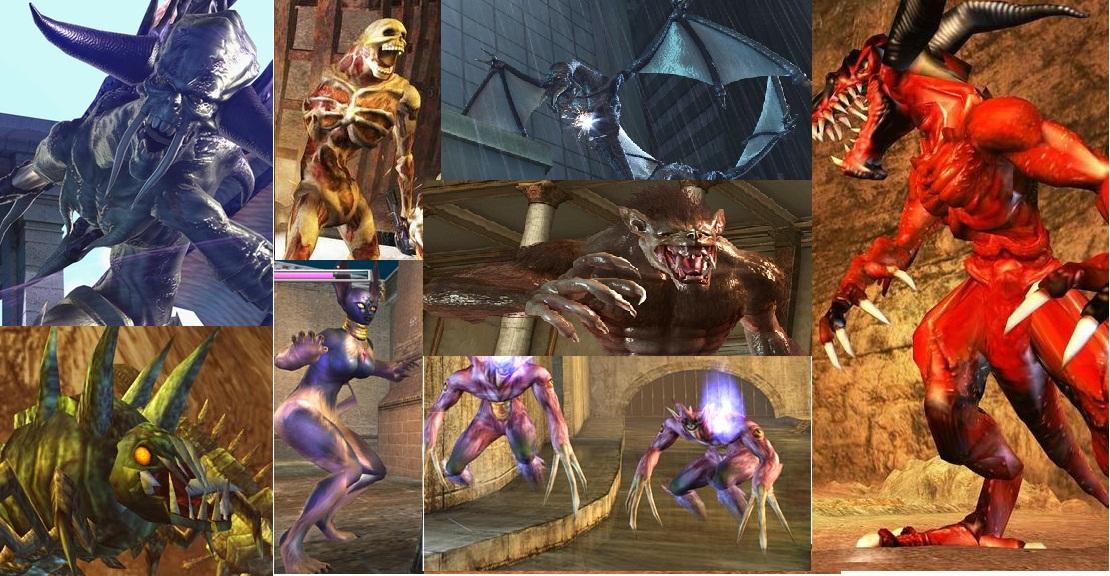 Ninja Gaiden Clans Fiends of Ninja Gaiden