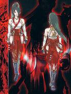 NG2 Art Char Momiji Costume 1a