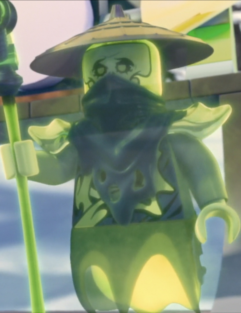 Lego Ninjago Season 5 Ghoul Tar - YouTube