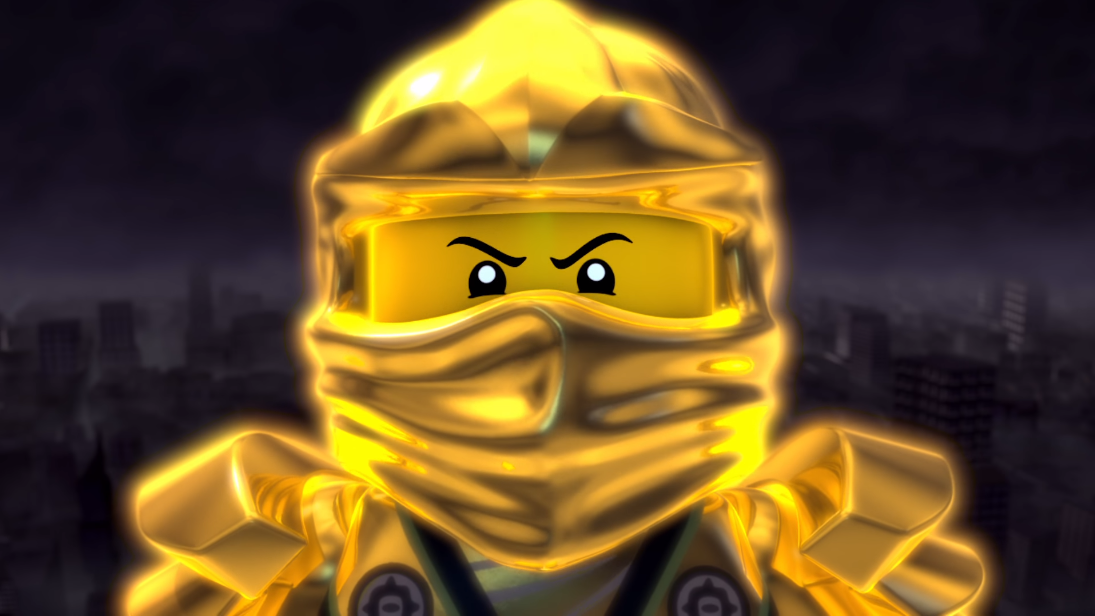 ninjago the golden ninja
