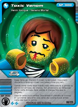 2012 Card 66 Toxic Venom