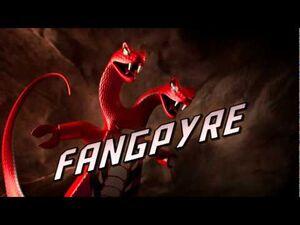 LEGO® Ninjago -- Fangpyre