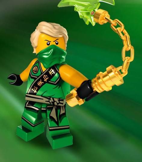 Ninjago Green Ninja Wallpaper Lloyd 2015