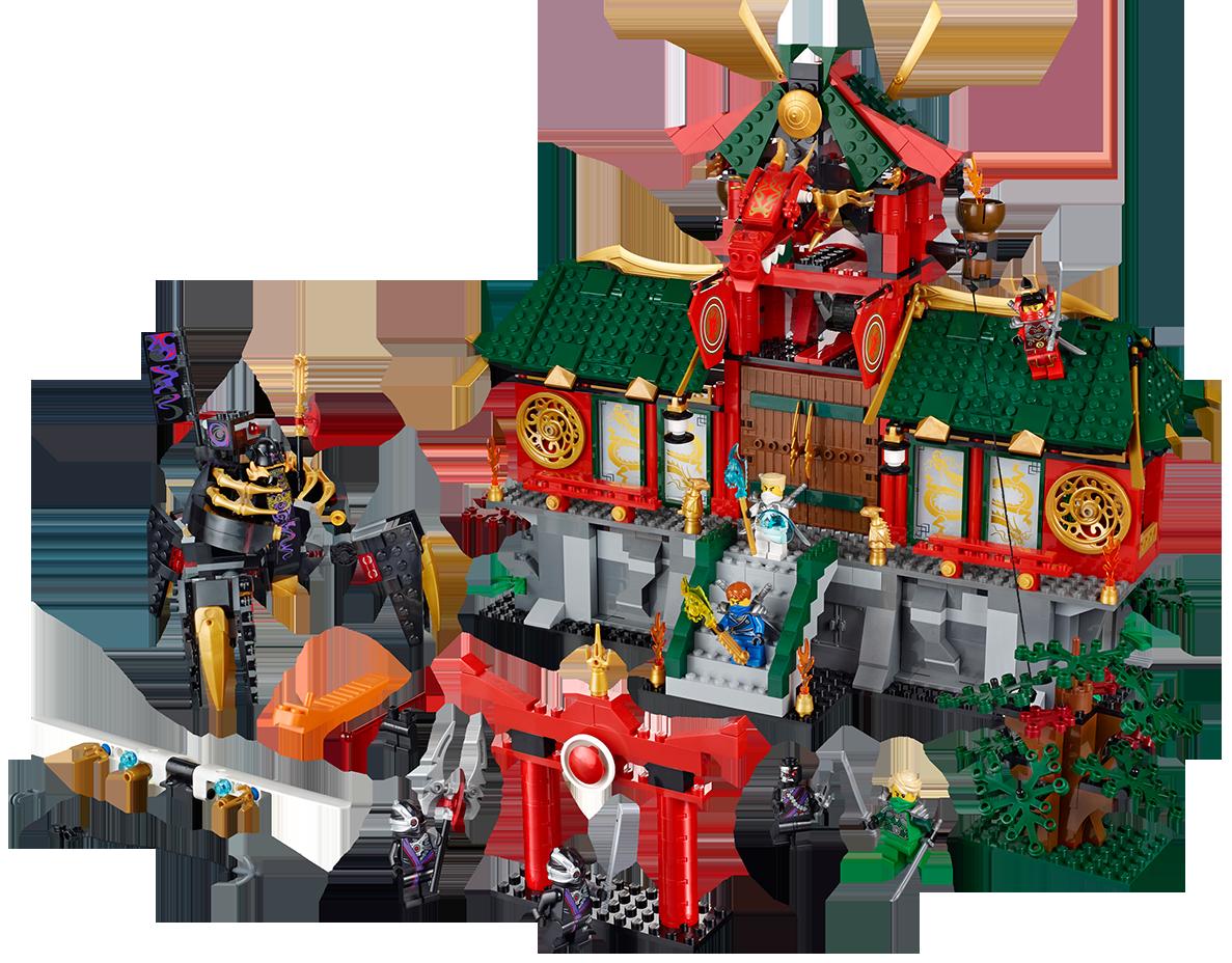 70728 Battle for Ninjago City | Ninjago Wiki | Fandom ...