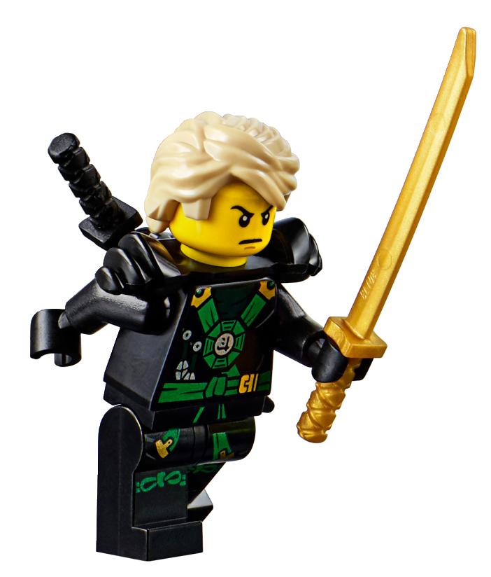 Ausmalbilder Lego Ninjago Lloyd Ebenbild: Lloyd Deepstone Armor