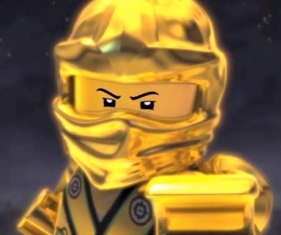 Green Golden Ninja Ninjagocharacters Wiki Fandom