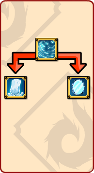 Icy Crystal skill tree