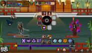 Kage vs Kage - Battle 01