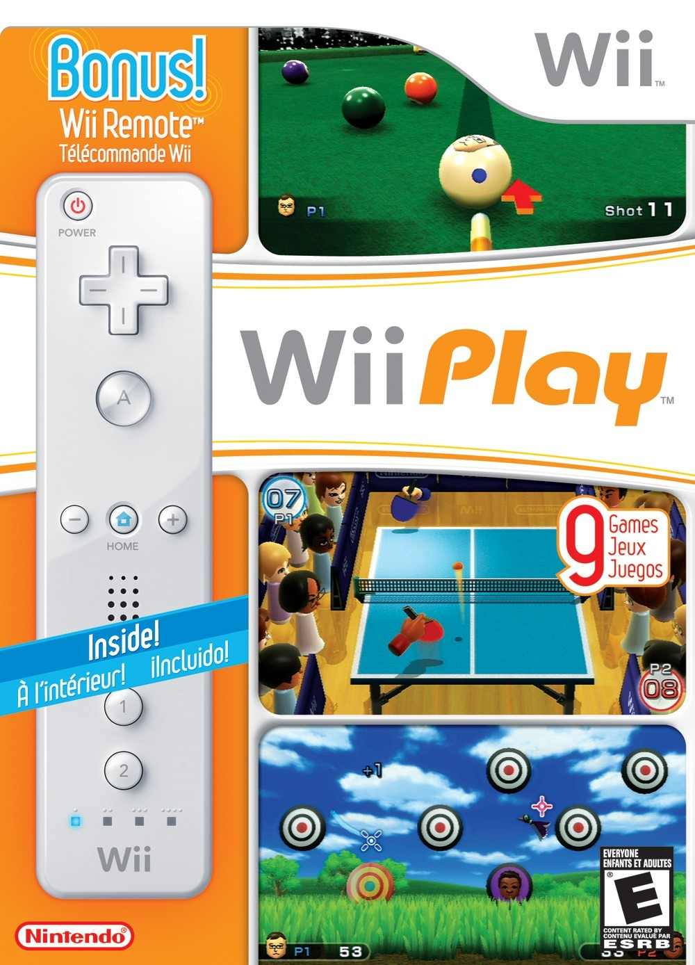 Wii Play | Nintendo | Fandom powered by Wikia