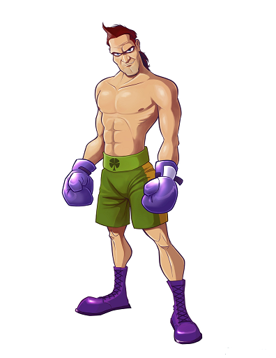 Punch Out Wii Soda Popinski : Aran ryan nintendo fandom powered by wikia