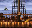 Gangplank Galleon (Blank)