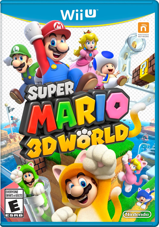 Paper Bowser World 3 Super Mario 3D W...