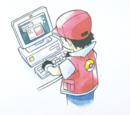 Pokémon storage system