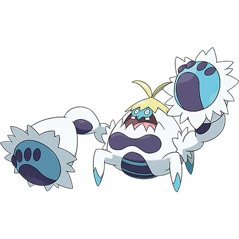 crabominable pokemon weakness cup
