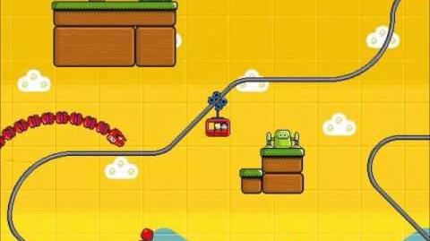Nitrome Skywire 1 levels 1-10 in Skywire 2 - YouTube