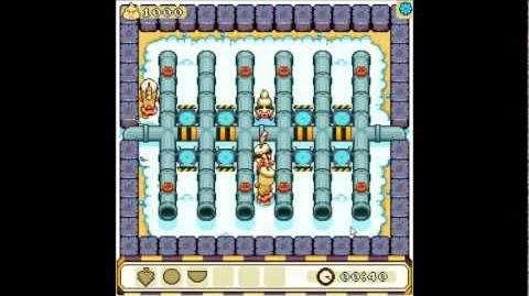 Nitrome Bad Ice-Cream 2 Level 40 (Last Level)