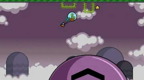 Nitrome - Hot Air 2 Level 10 Octoboss