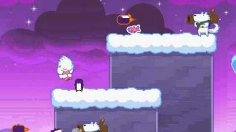 Nitrome - Snow Drift Level 16