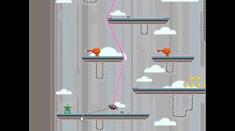 Dangle - level 6