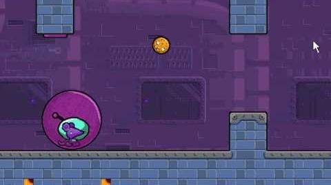 Nitrome - Cheese Dreams Level 19