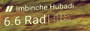 Hud planet info