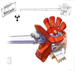 Speed Busters Weapon III