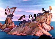 Mermaids-Disney