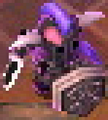 Dark Sky Shield Soldier