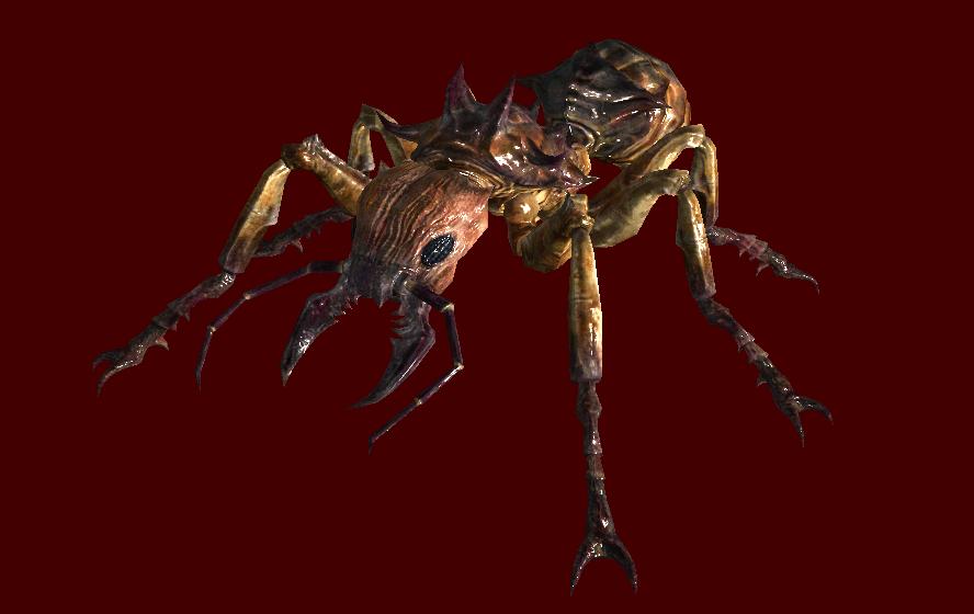 Gamera Flying Giant Ant | Non-alien ...
