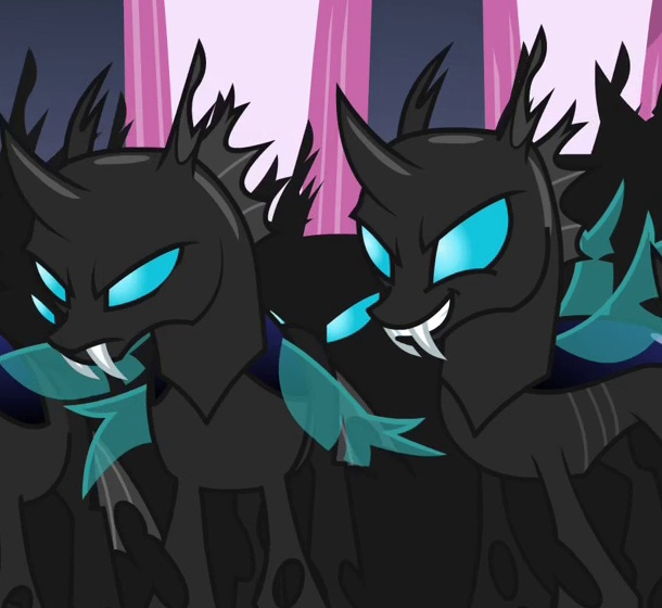 changeling my little pony nonalien creatures wiki