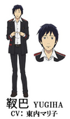 Yugiha Character Design