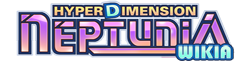Hyperdimension Neptunia Wiki wordmark