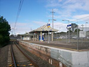 Mulgrave railway station
