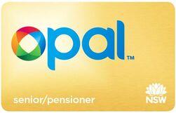 Opalpensioner