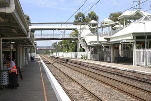 Tuggerah railway station