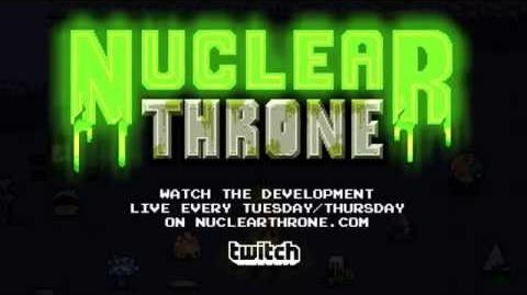 Nuclear Throne - PAX East Trailer
